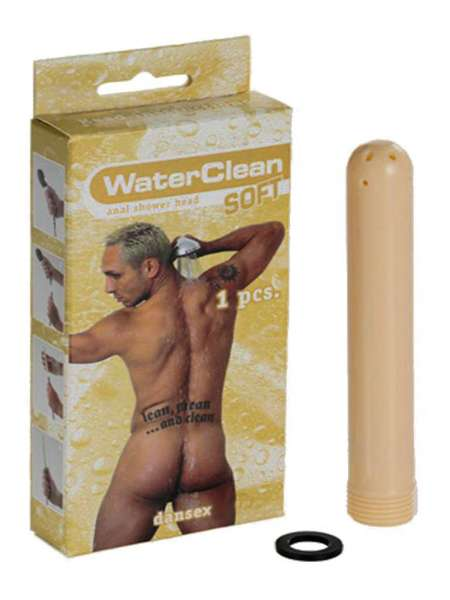 Water Clean - Anal Shower Head Nozzle Soft