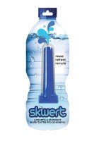The Skwert Water Bottle Douche Single Blue