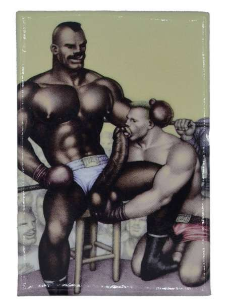 Tom of Finland Magnet Boxers