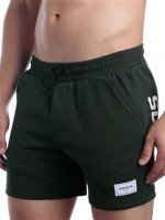 Supawear Strike Shorts Forest